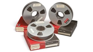 Three tapes containing original footage from the moon landing are up for auction.
