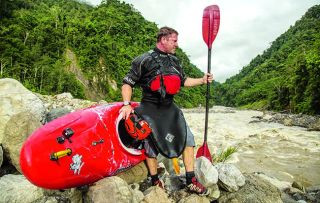 'I do believe in my heart that this is one of the greatest expeditions left to do on the planet,' says Steve Backshall of his latest two-part daredevil adventure