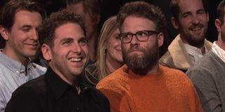 Jonah Hill and Seth Rogen