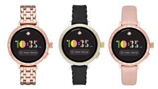 Kate Spade Scallop 2 smartwatch has Google Pay, GPS and