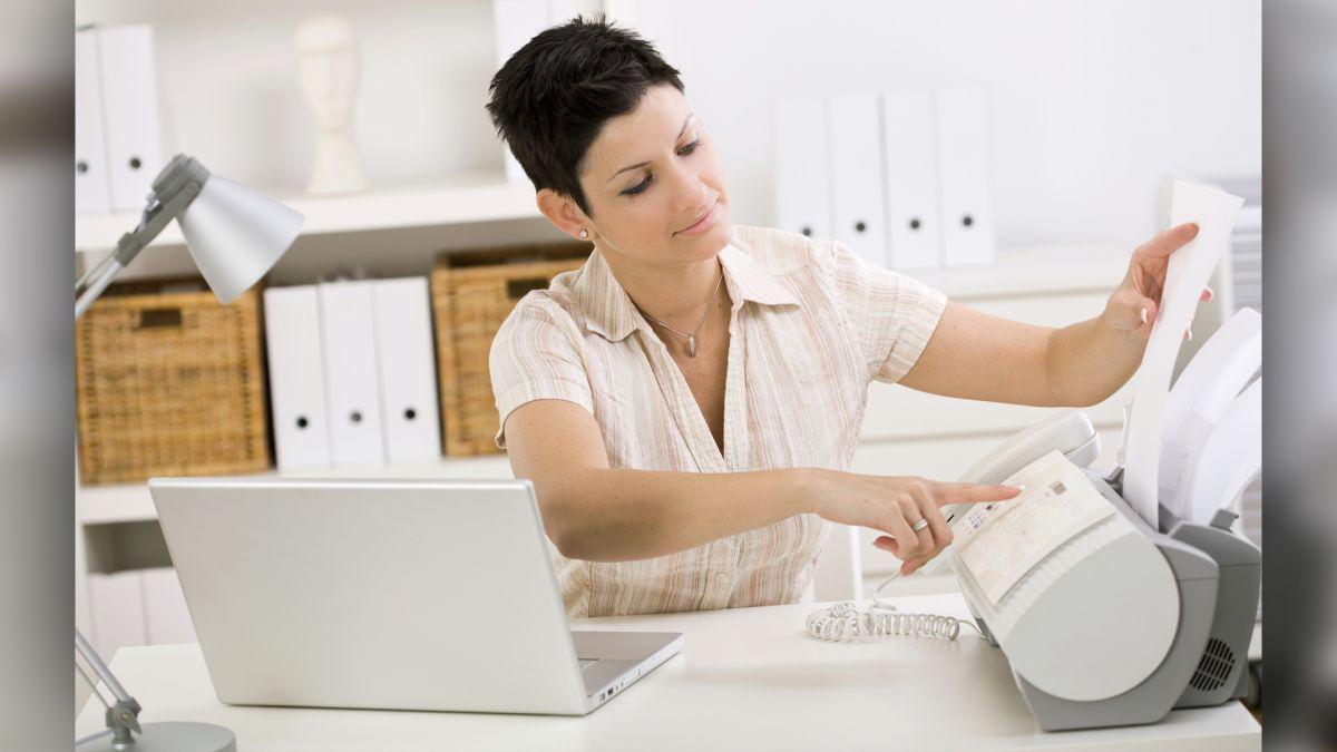 How do fax machines work? - Livescience.com