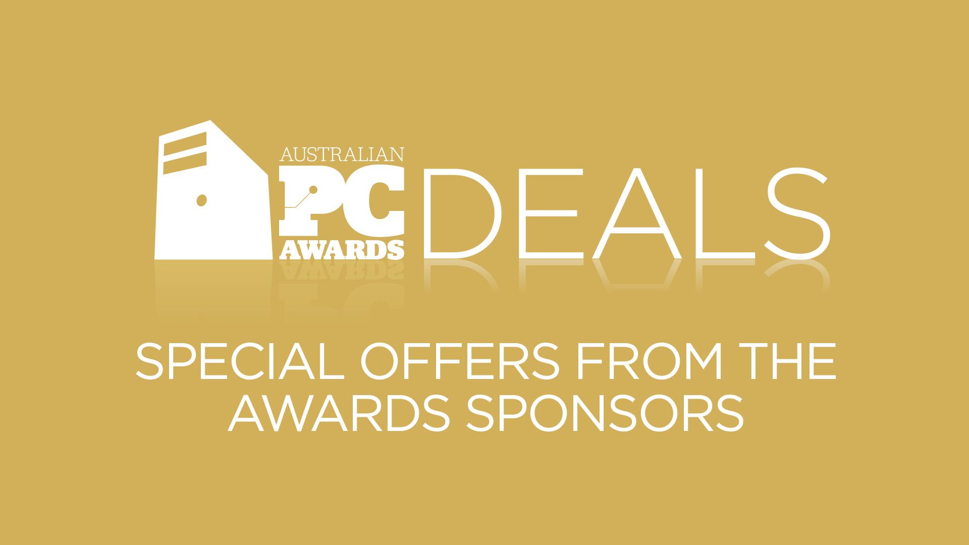 Australian PC Awards deals