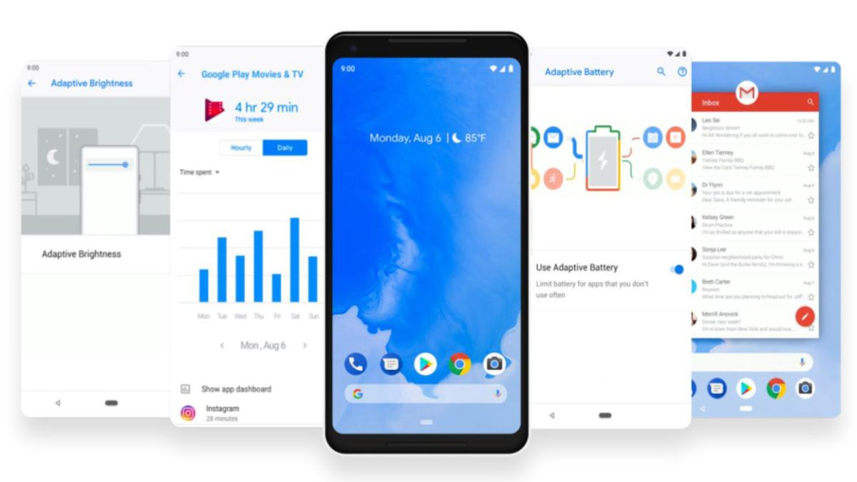 Android 9 Pie vs Android 8 Oreo: what's new, changed and worth nothing?