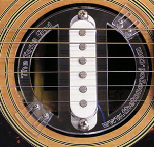 The Tone God Introduces Acoustic Pickup Adapter | Guitarworld