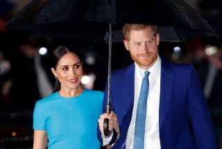 Viewers tune in to watch harry and Meghan's interview with Oprah