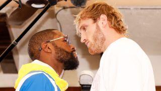 live stream Floyd Mayweather vs Logan Paul