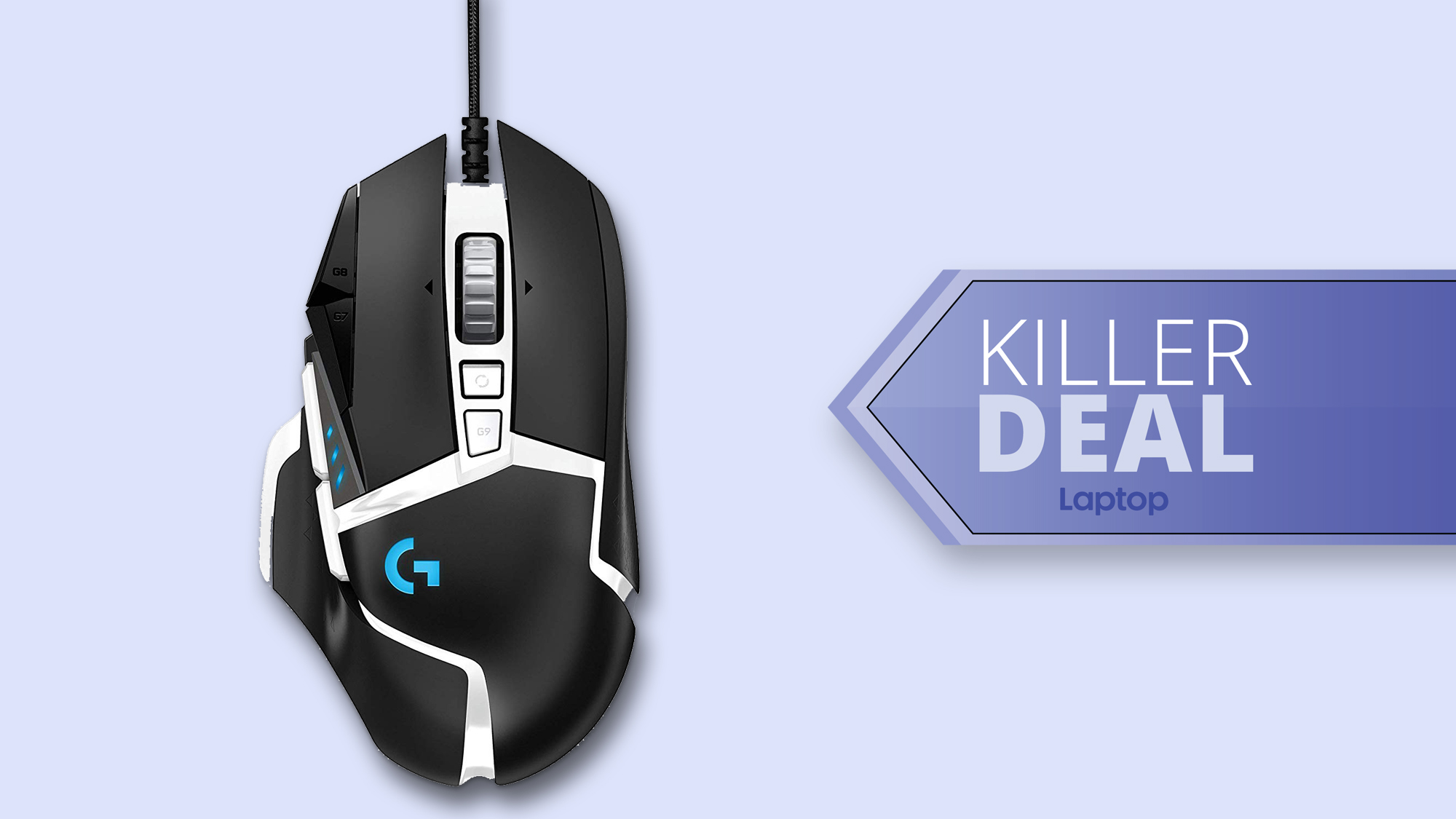 My Favorite Logitech Gaming Mouse Is Just 35 For Black Friday Laptop Mag
