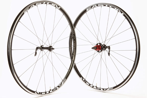 Easton EA90 RT wheelset