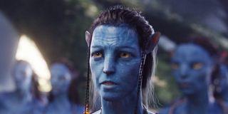 Grace using her Avatar
