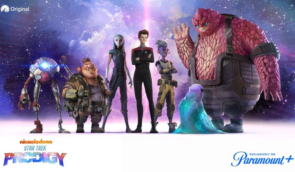 Star Trek: Prodigy Paramount+