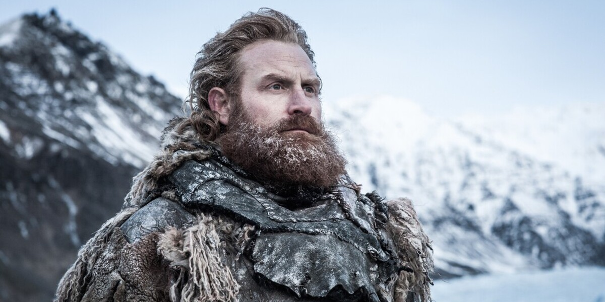 Game of Thrones Tormund Giantsbane Kristofer Hivju HBO