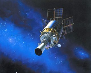 Defense Support Program Satellite