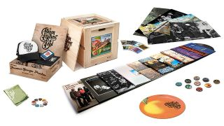 Allman Brothers Band box set