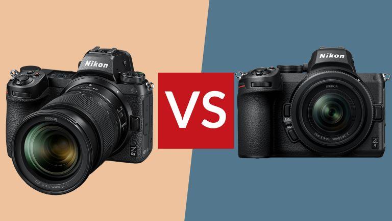 Nikon Z6 vs Nikon Z5