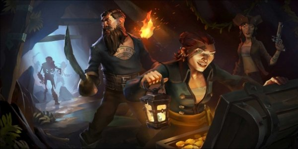 Sea of Thieves CBT
