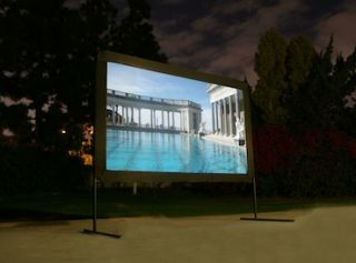 Elite Screens Reveals New Outdoor Projection Screen