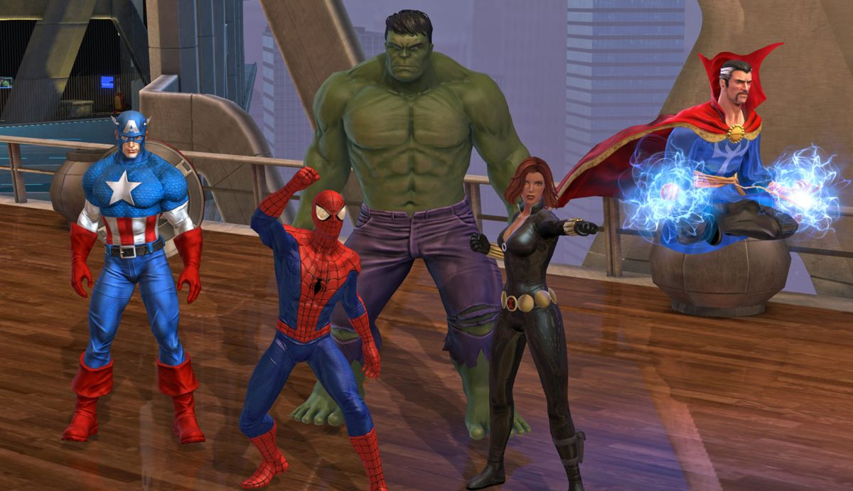 Marvel Heroes is now officially dead (Updated) | PC Gamer