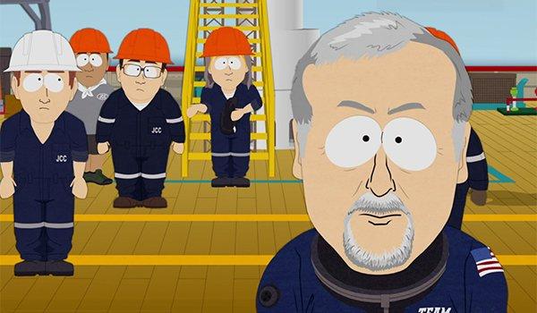South Park's Raising the Bar episode