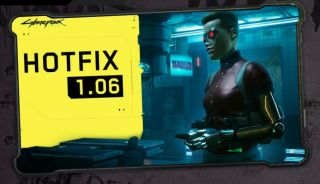 Cyberpunk 2077 hotfix