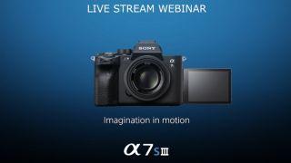 Sony A7S III livestream