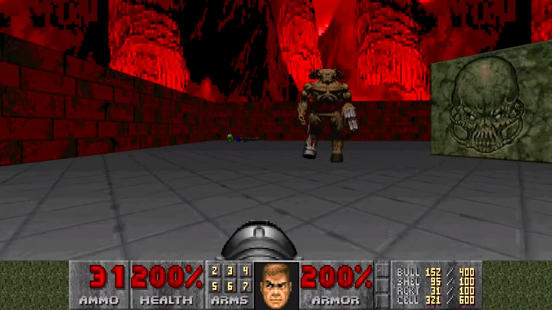 Great moments in PC gaming: Discovering the secret of the Warrens in Doom