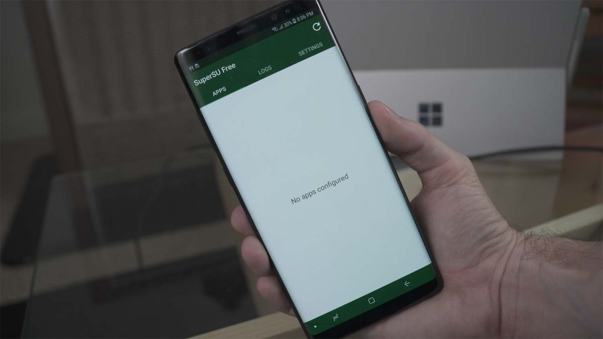 How to Root Your Galaxy Note 8 | Tom's Guide