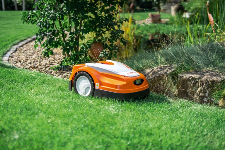 lawn mower deals: iMow robot lawn mower by Stihl