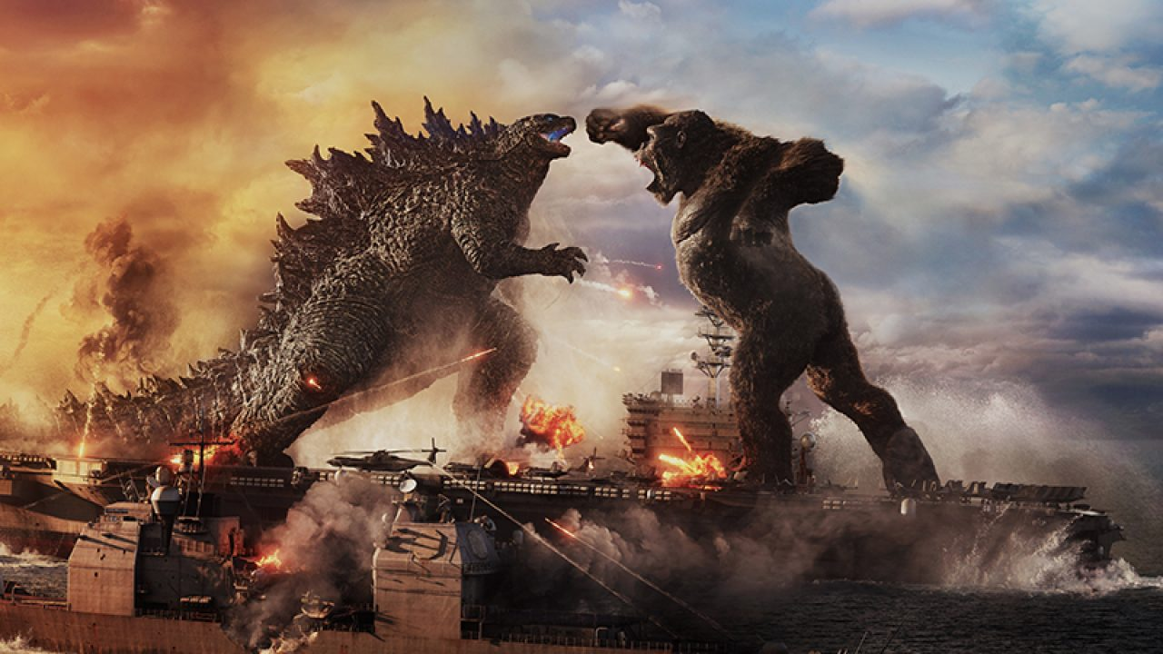 What time is Godzilla vs Kong released on HBO Max? thumbnail