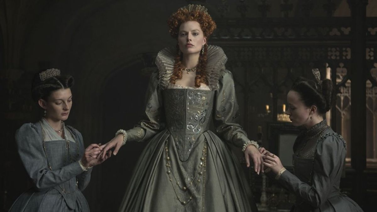 Mary Queen of Scots review: reaches for the twists and treachery of a real-life game