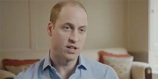 Prince William BBC Diana 7 Days documentary
