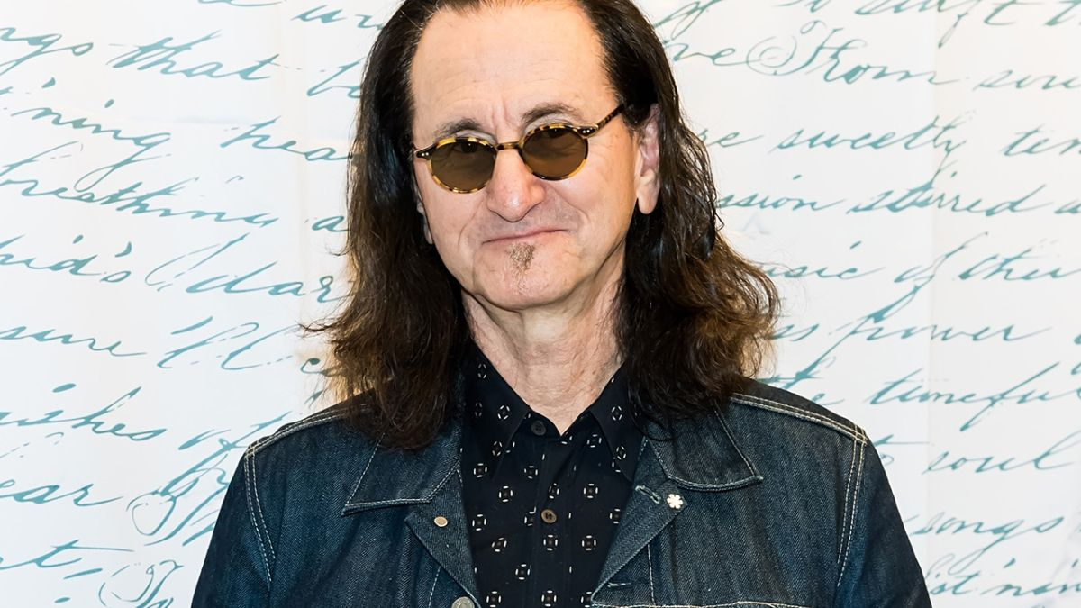 Rush's Geddy Lee adds more dates to his Big Beautiful Book Of Bass tour