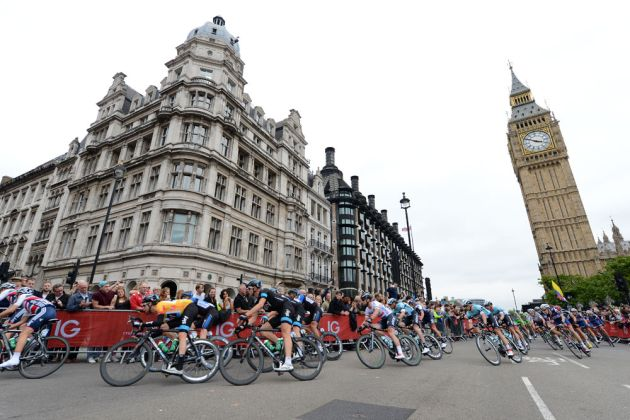 Westminster, Tour of Britain 2013, stage eight