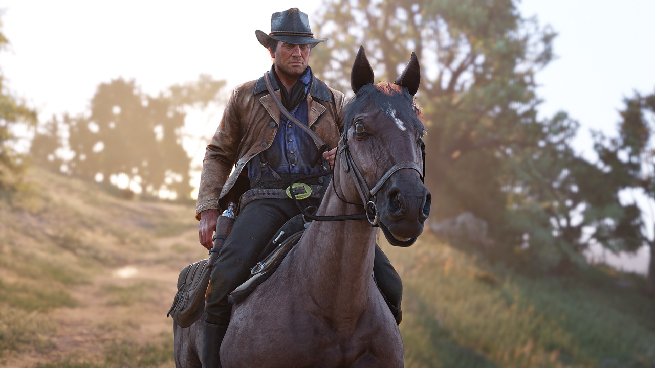 It's true, Red Dead Redemption 2 has two discs (but you only