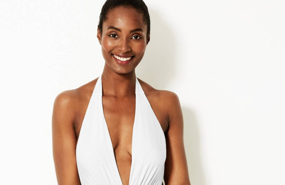 Marks & Spencer release figure-flattering dupe of celebrity-favourite swimsuit