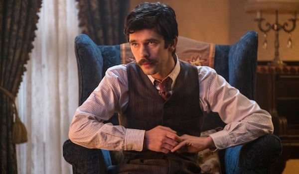 Ben Whishaw as Michael Banks in Mary Poppins Returns
