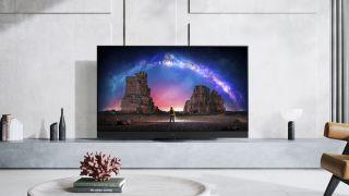 Panasonic JZ2000 OLED TV