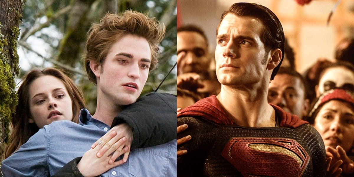 Stephenie Meyer's First Pick For Twilight's Edward Cullen Was Henry Cavill, Here's Why It Didn't Happen