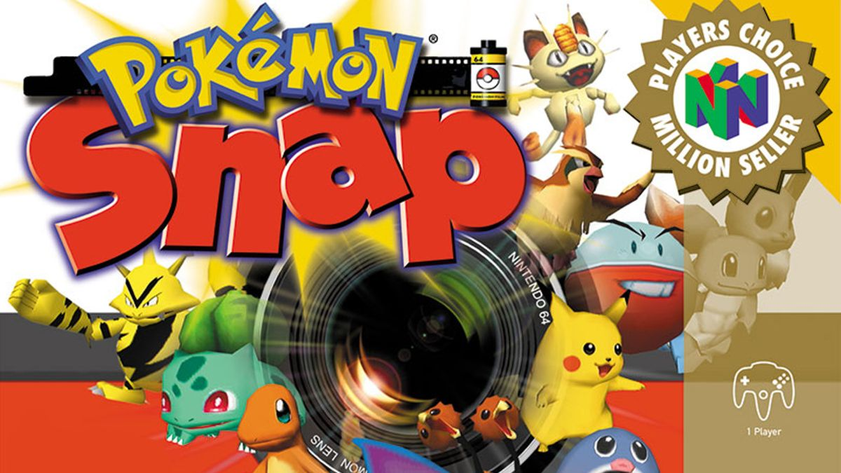 There's never been a better time for a Pokemon Snap revival