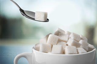 sugar, sugar cube