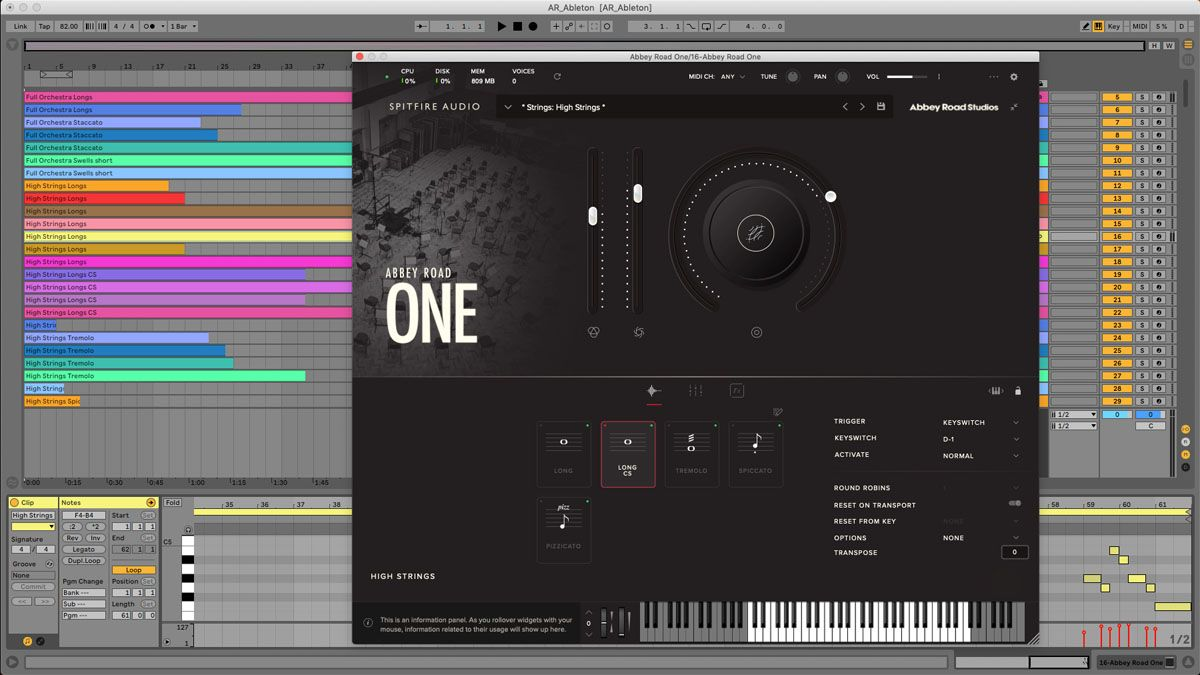 Compose your own film score with Abbey Road One: Orchestral Foundations