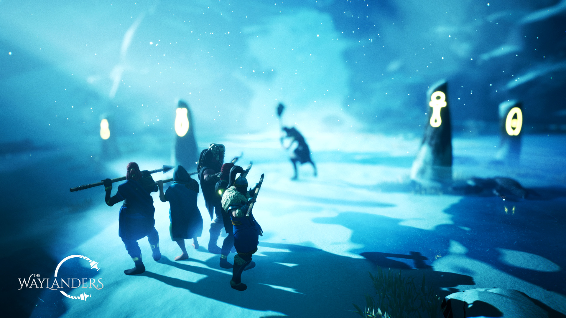 First look at The Waylanders, a time travel RPG inspired by the likes of Dragon Age: Origins