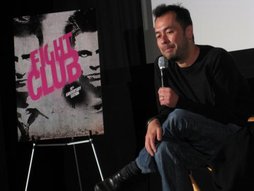 Ren Klyce, Fight Club's Oscar-nominated sound designer