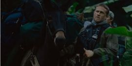Triple Frontier Has A Donkey Scene That Was Hilarious To Film