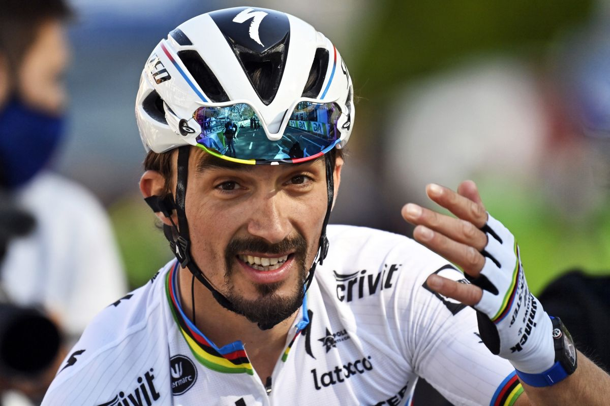 No Tokyo Olympic Games for Julian Alaphilippe