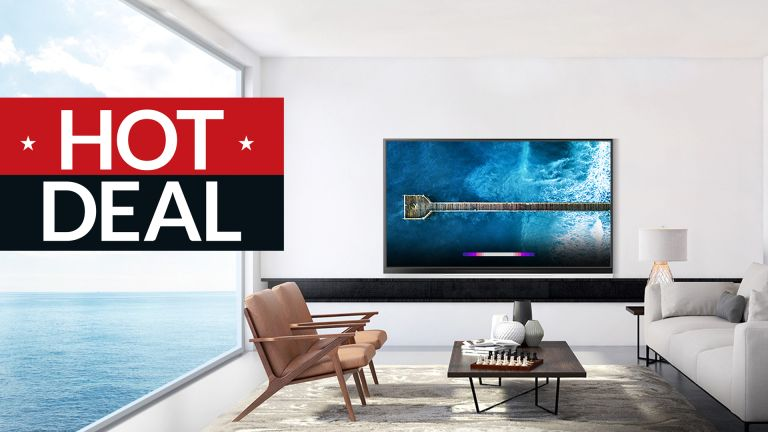 Currys OLED 4K TV deals