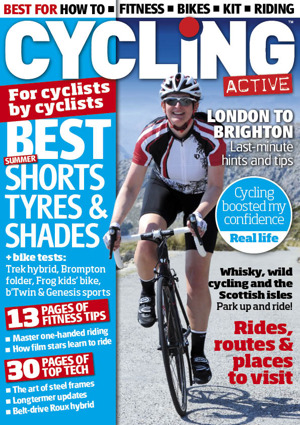Cycling Active July 2013 issue