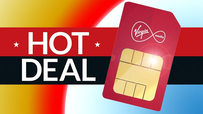 SIM only deals Virgin Mobile