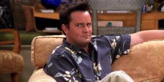 Chandler Bing Matthew Perry Friends NBC