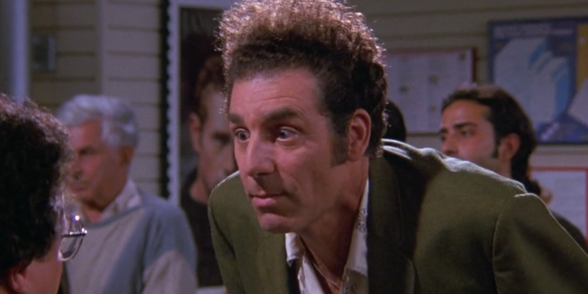 Jerry Seinfeld Names The One Other Comedian He Thinks Could Have Played Kramer 1