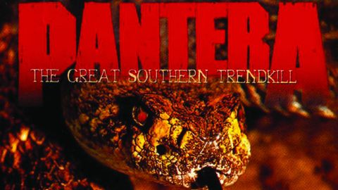 Cover art for Pantera's The Great Southern Trendkill: 20th Anniversary Edition